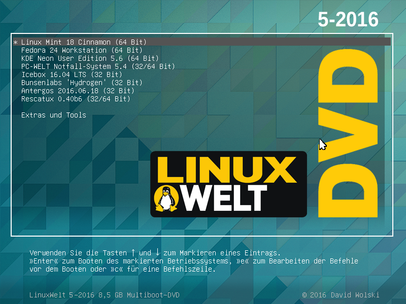 LinuxWelt-2016-05 (DVD)