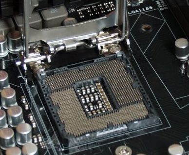 CPU, Prozessor