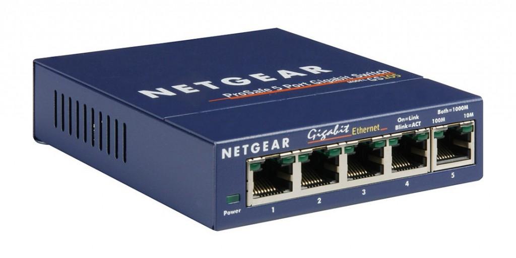 Netgear-Switch